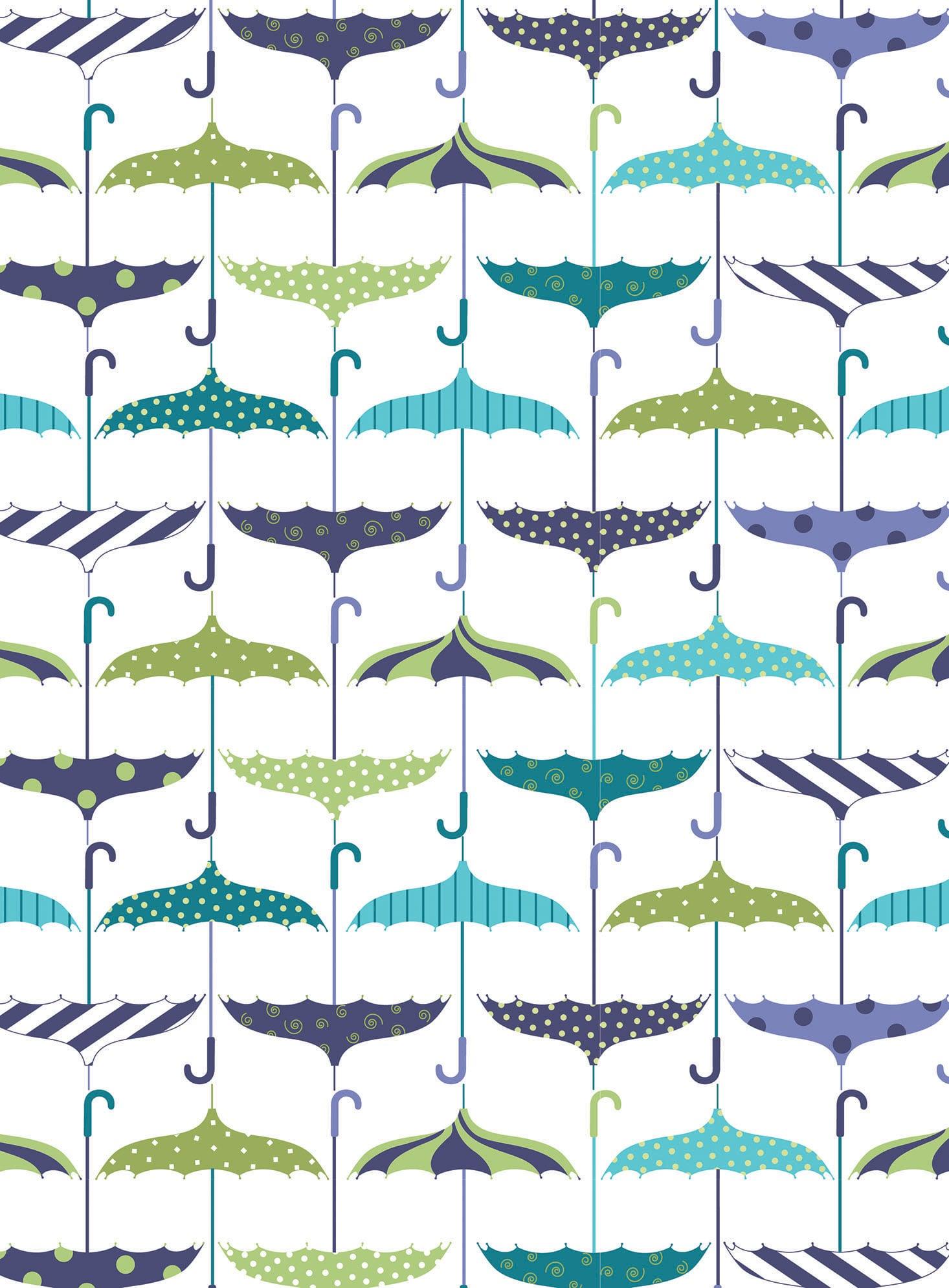 Let It Rain Bedding - Garnet Hill