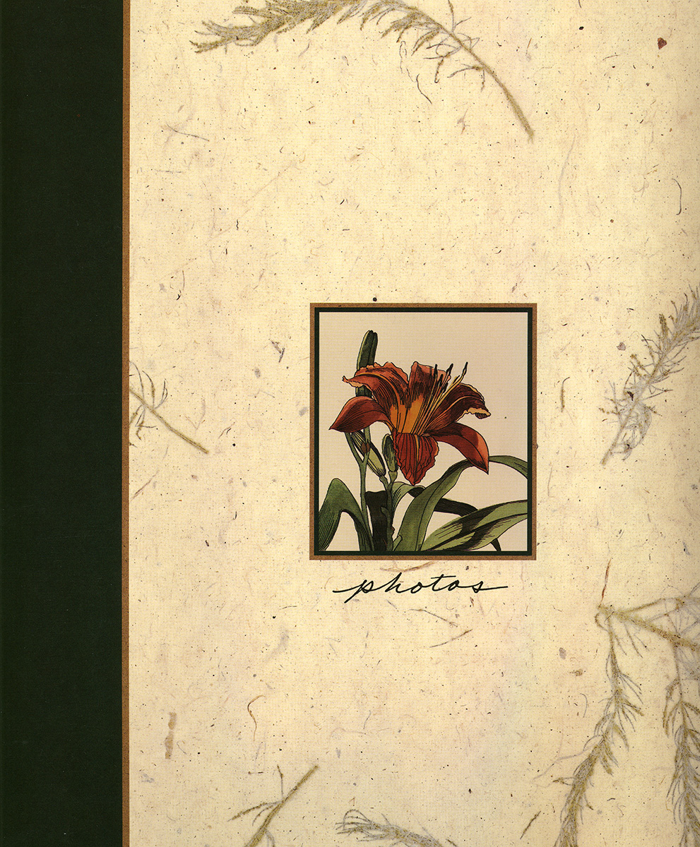 Patti King Slavtcheff_Floral_Tiger Lily Album