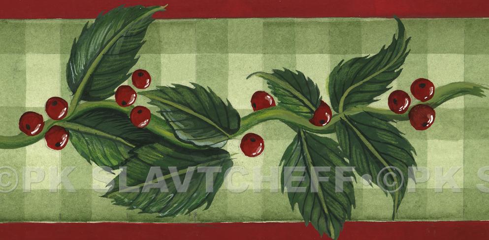 Patti King Slavtcheff_Christmas_Holly Berries
