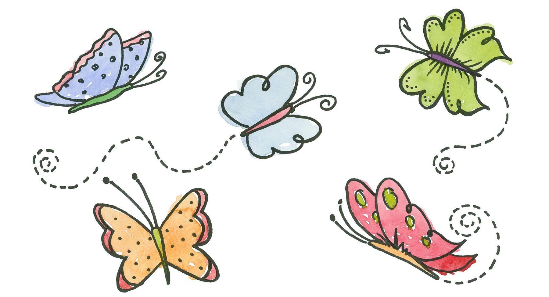 Patti King Slavtcheff_Design_Butterflies