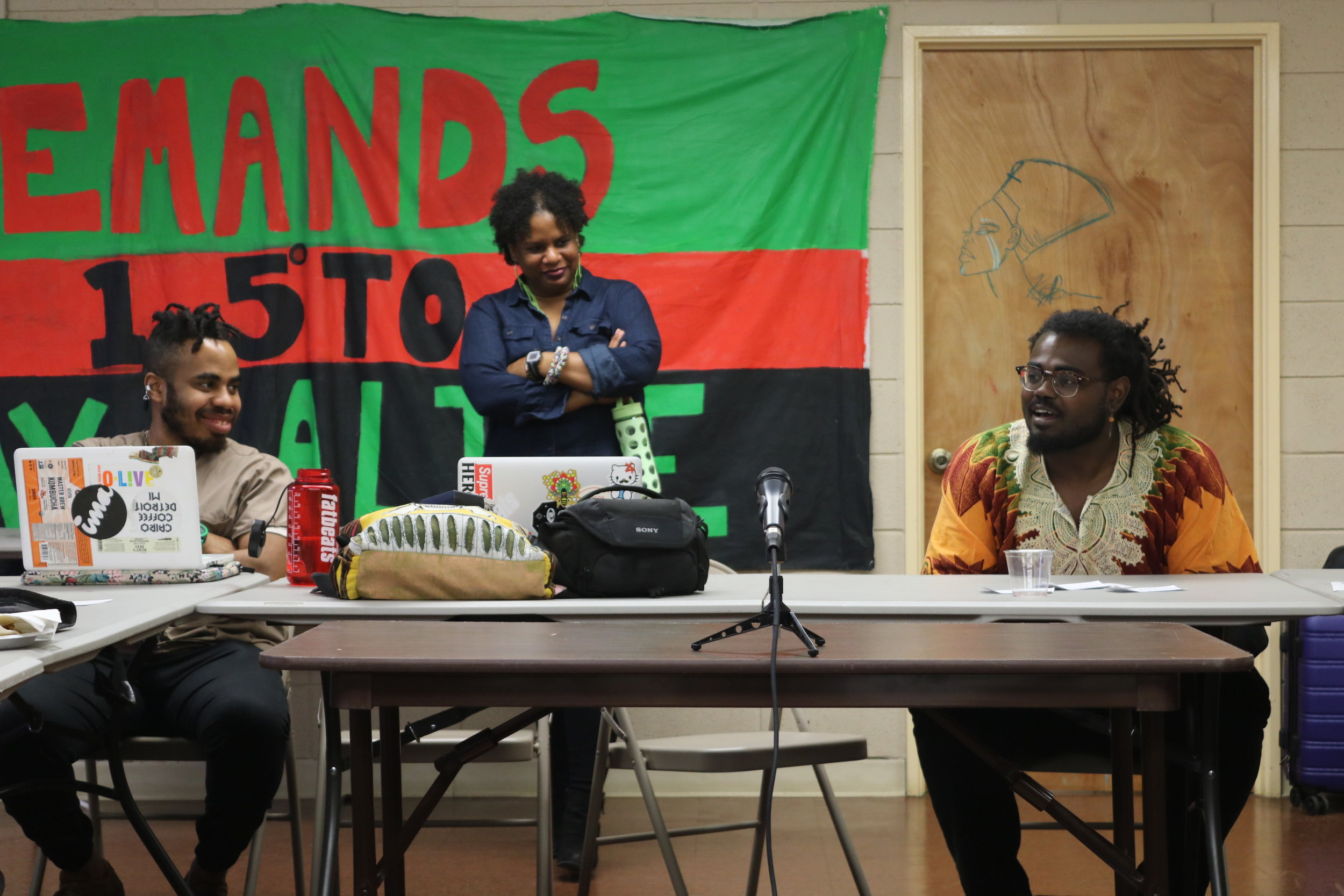 Black Grocery Cooperative Convening Photos, by brandon king
