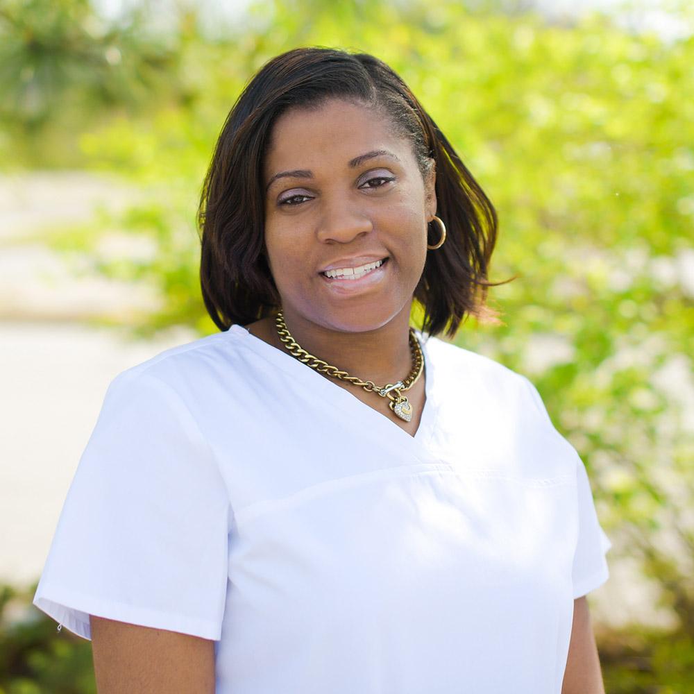 Jameka Buchanan, Program Nurse