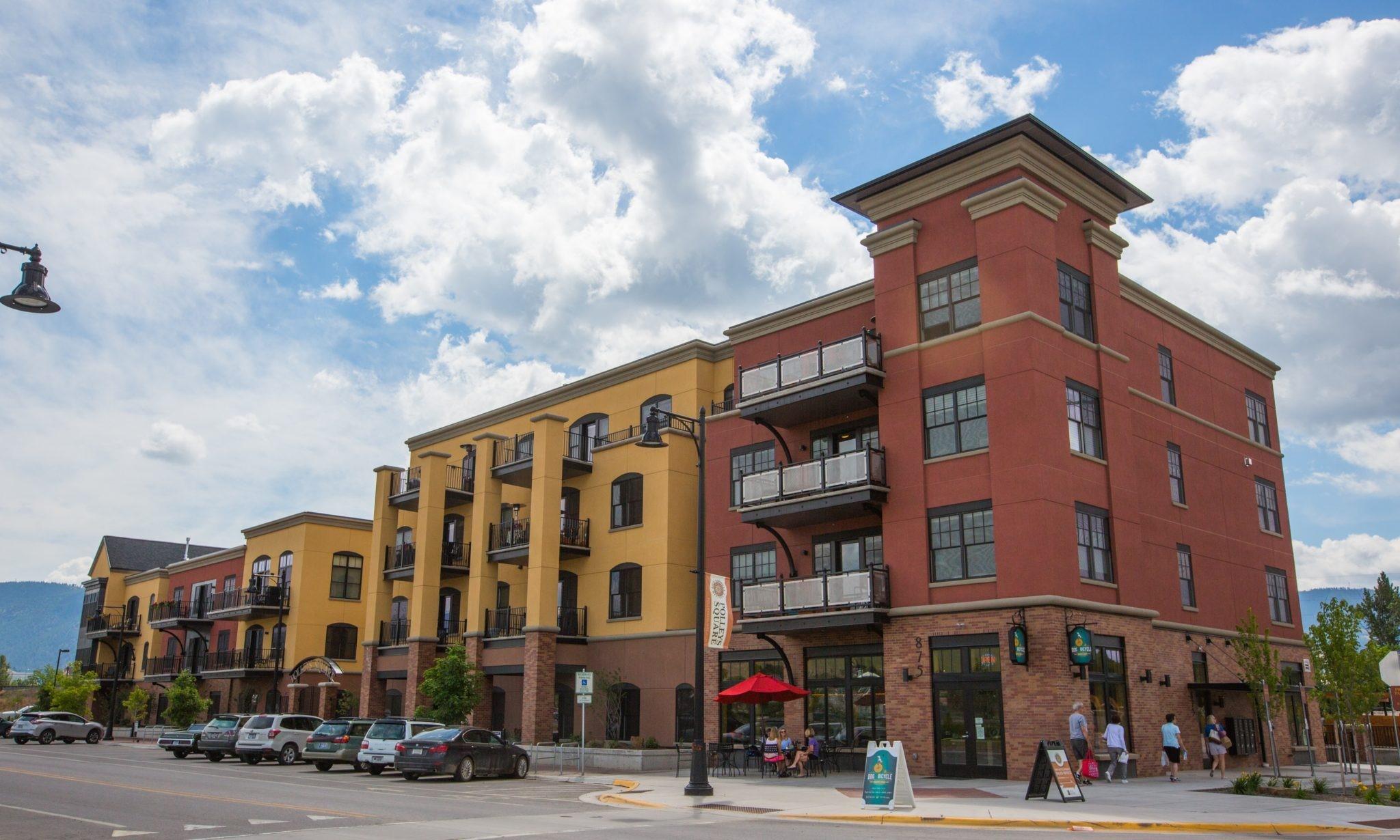 Polleys Square A Condominium Building