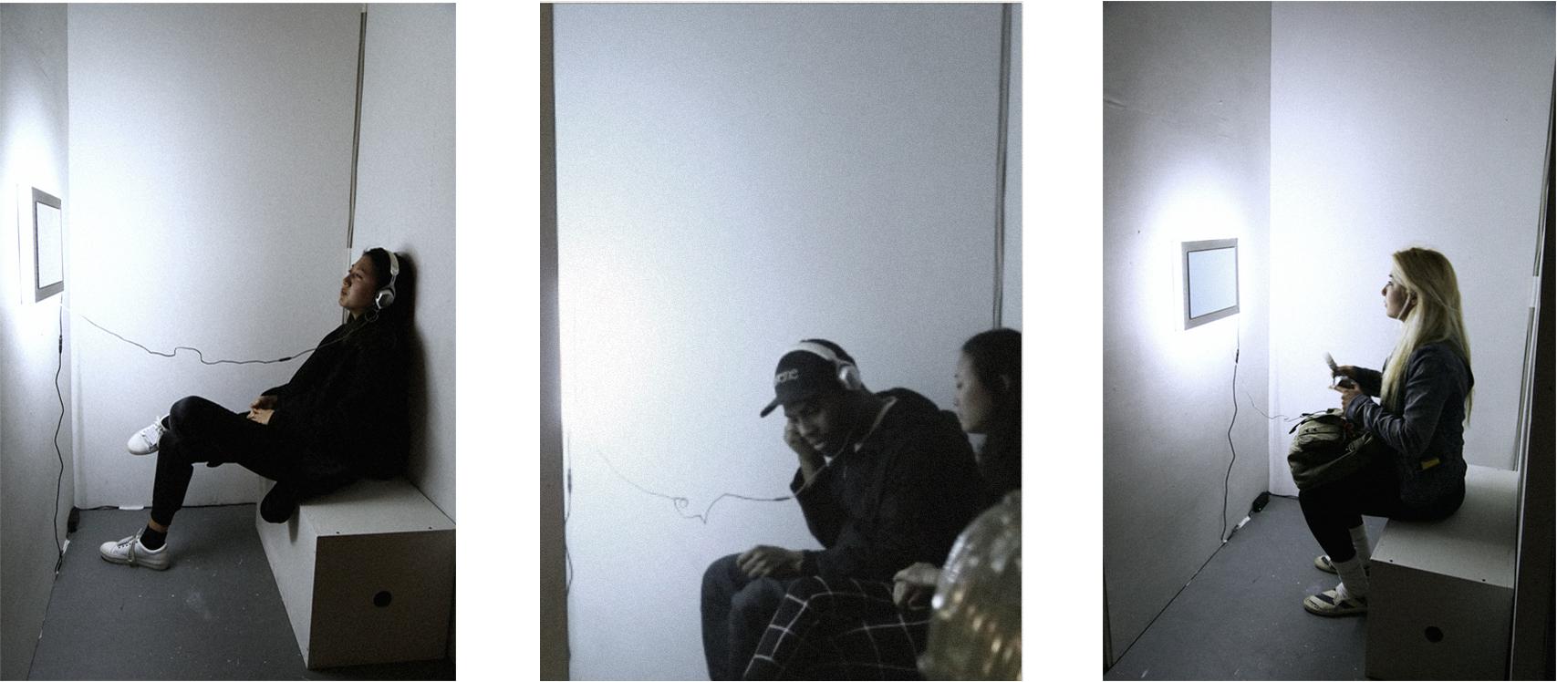 O    Audio Orgasm, Headphones, LED String-Light, Web-cam, One Way Mirror April 2015