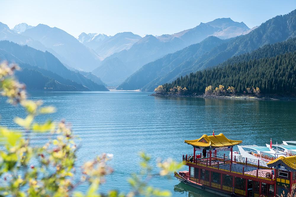 Tianchi Lake