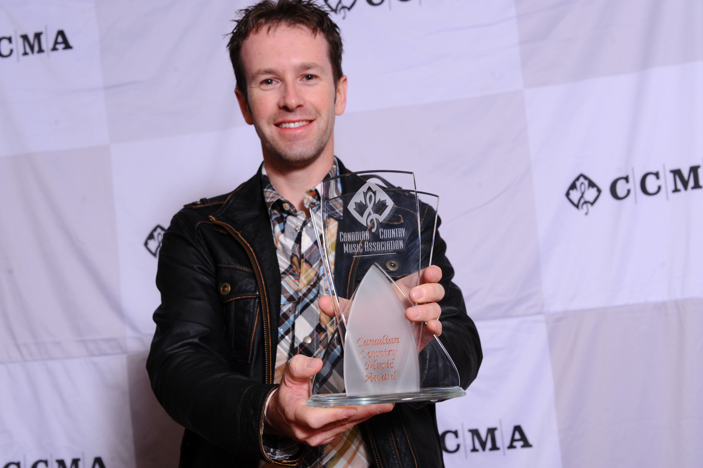 Studio Award @CCMA 2009.JPG