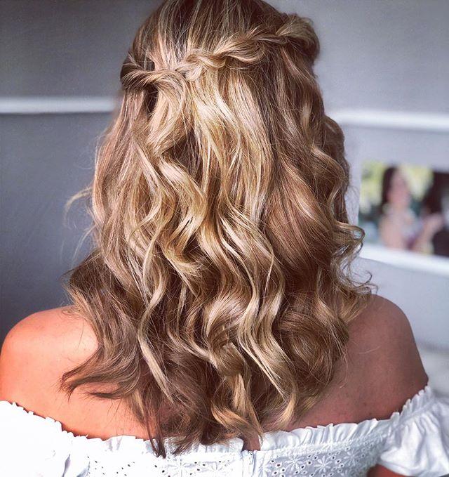 Spring has sprung! 🌷🌱🌤 . #hairandbodysalonsuites #eastlansinghair #eastlansingsalon #blonde #waves #michiganstylist #michigansalon #braids #braidedstyles #ourwork #lovewhatwedo #ourstylistsrock