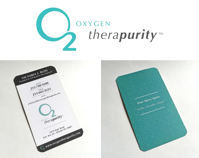 Oxygen Therapurity Branding