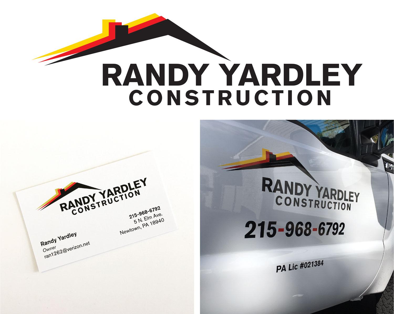 Randy Yardley Construction Branding