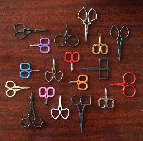 Starlight Knitting Society scissors