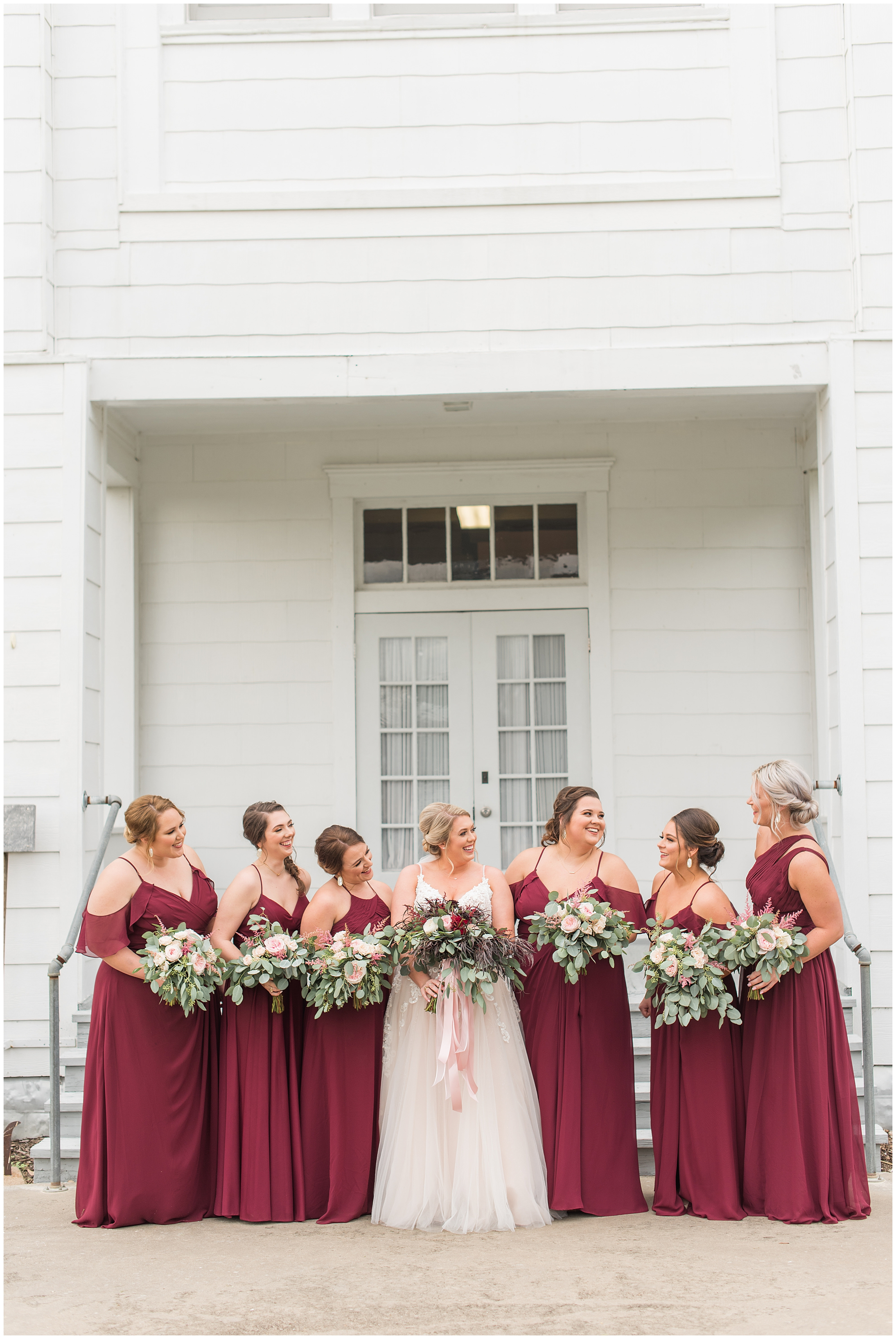Lindsey & Michael Wedding | Church of the Visitation | Westphalia, TX | Katelyn Todd Photography | Texas Wedding Photographer