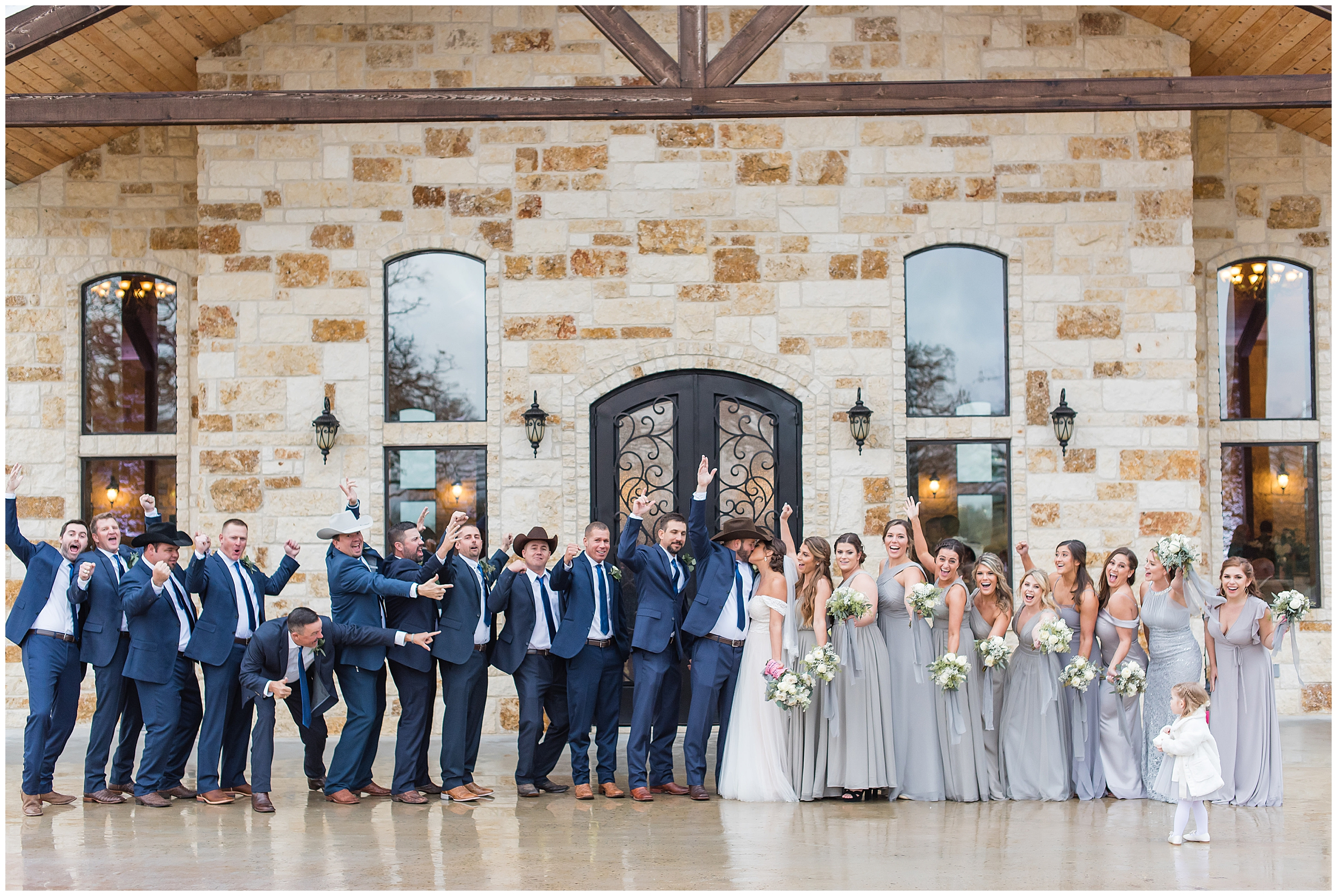 Courtney & Jeremy Wedding | Brownstone Reserve | Bryan, TX | Katelyn Todd Photography | Texas Wedding Photographer