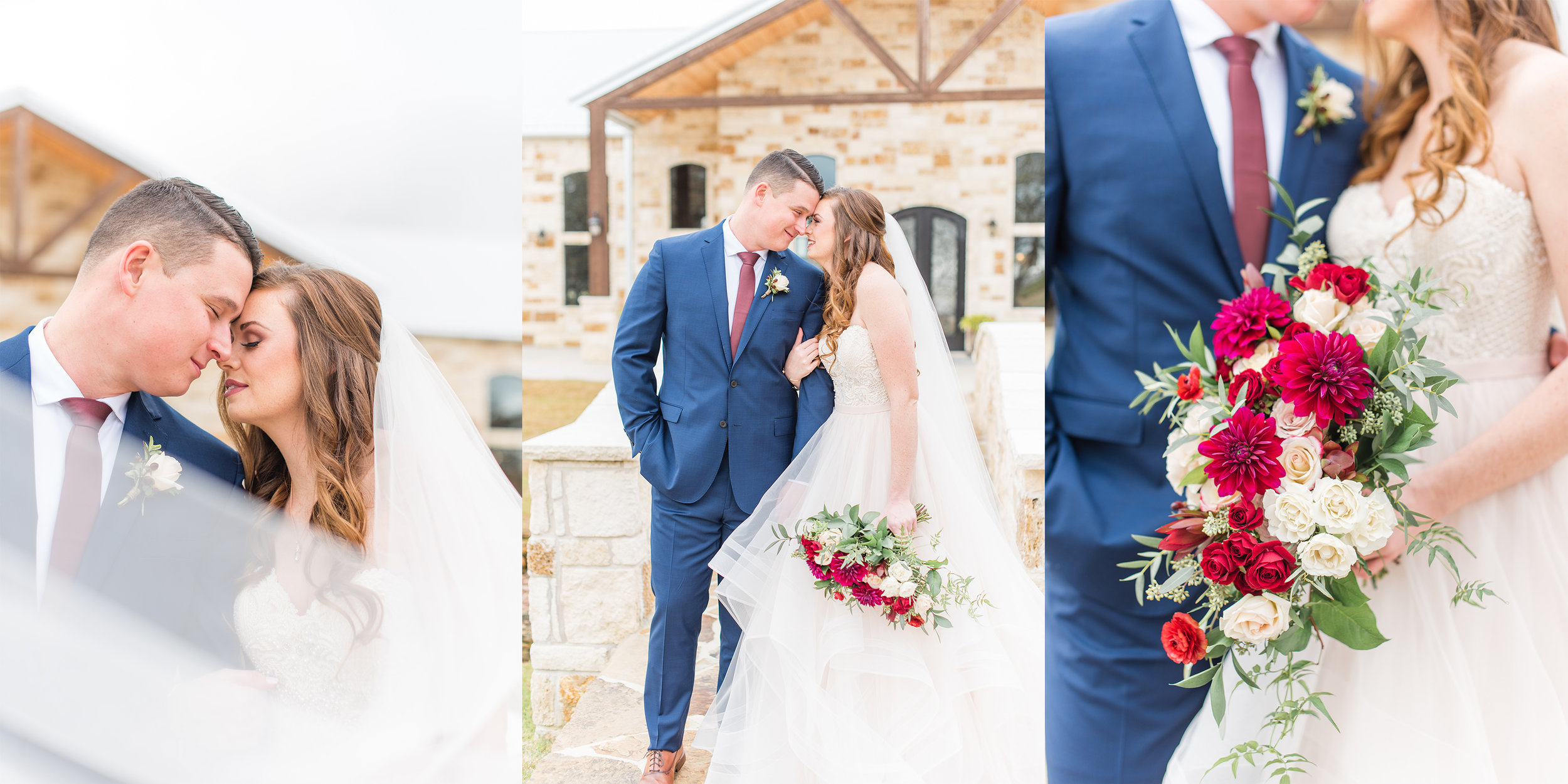 Brooke & Tyler Brownstone Reserve Wedding