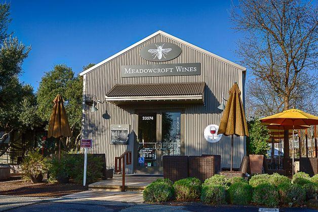 Meadowcroft Winers at Cornerston Sonoma