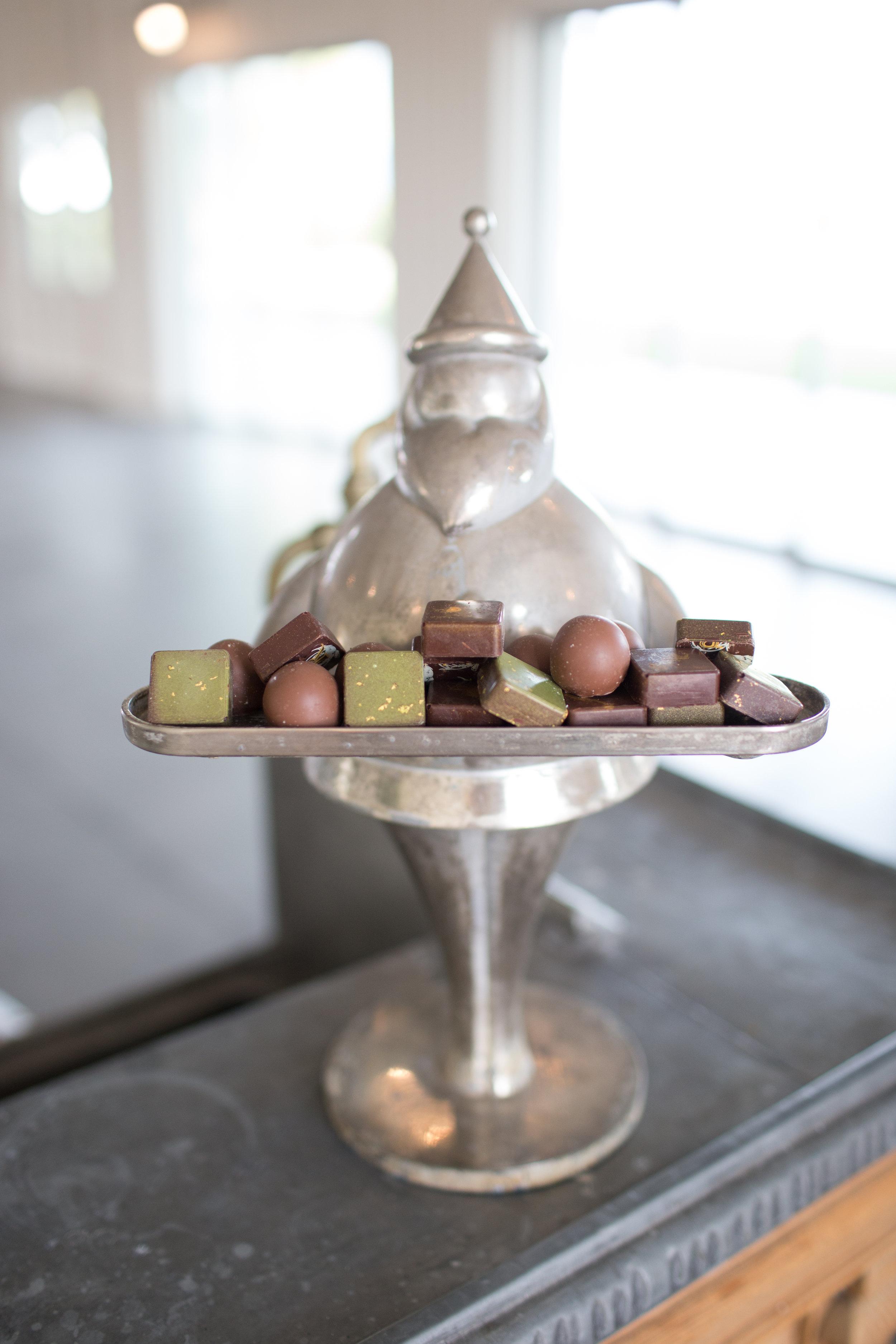 Wine Country Chocolates in Sonoma | chateausonoma.com