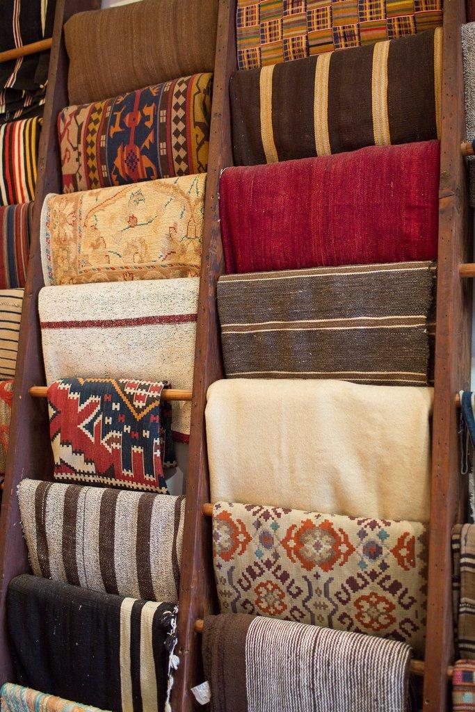 Amadi Carpets at Chateau Sonoma