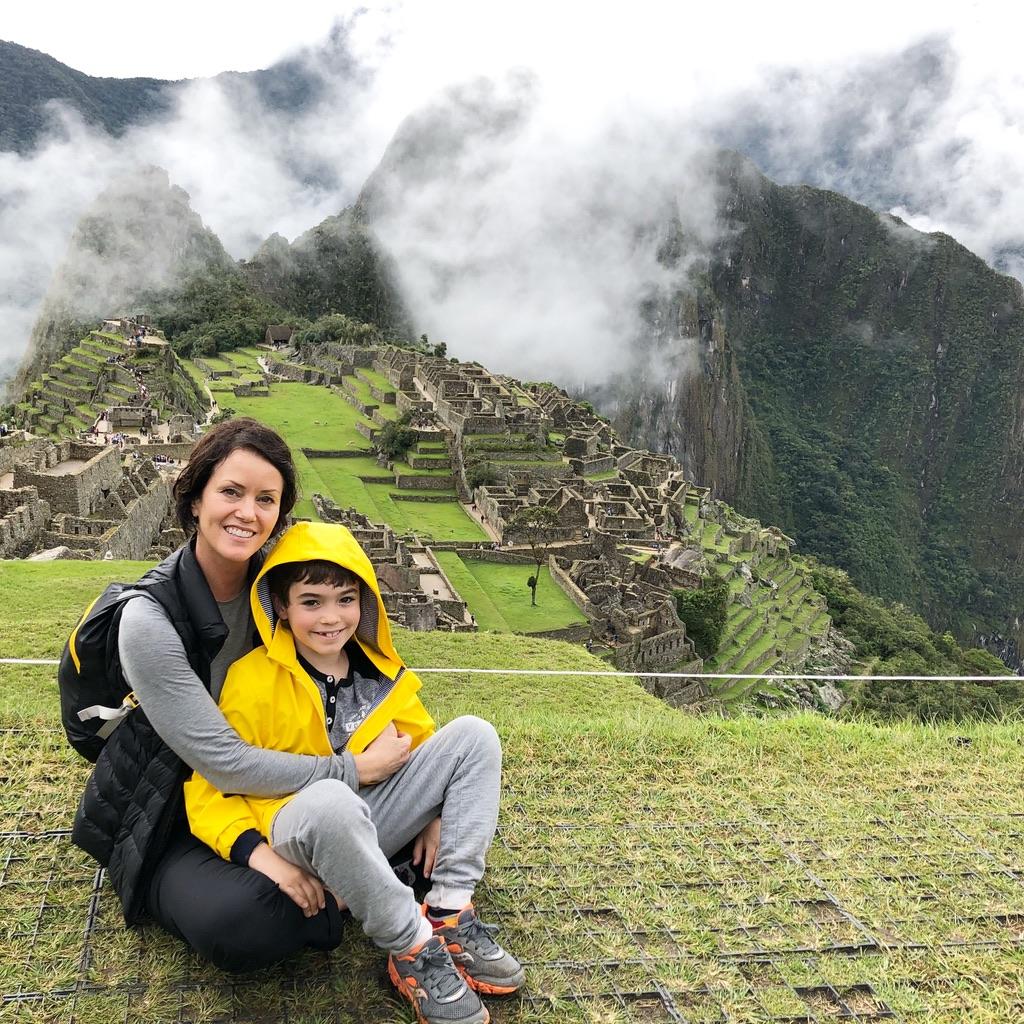 Chateau Sonoma travels to Peru