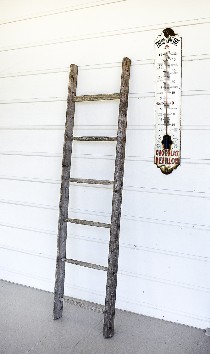 Vintage Wood Ladder