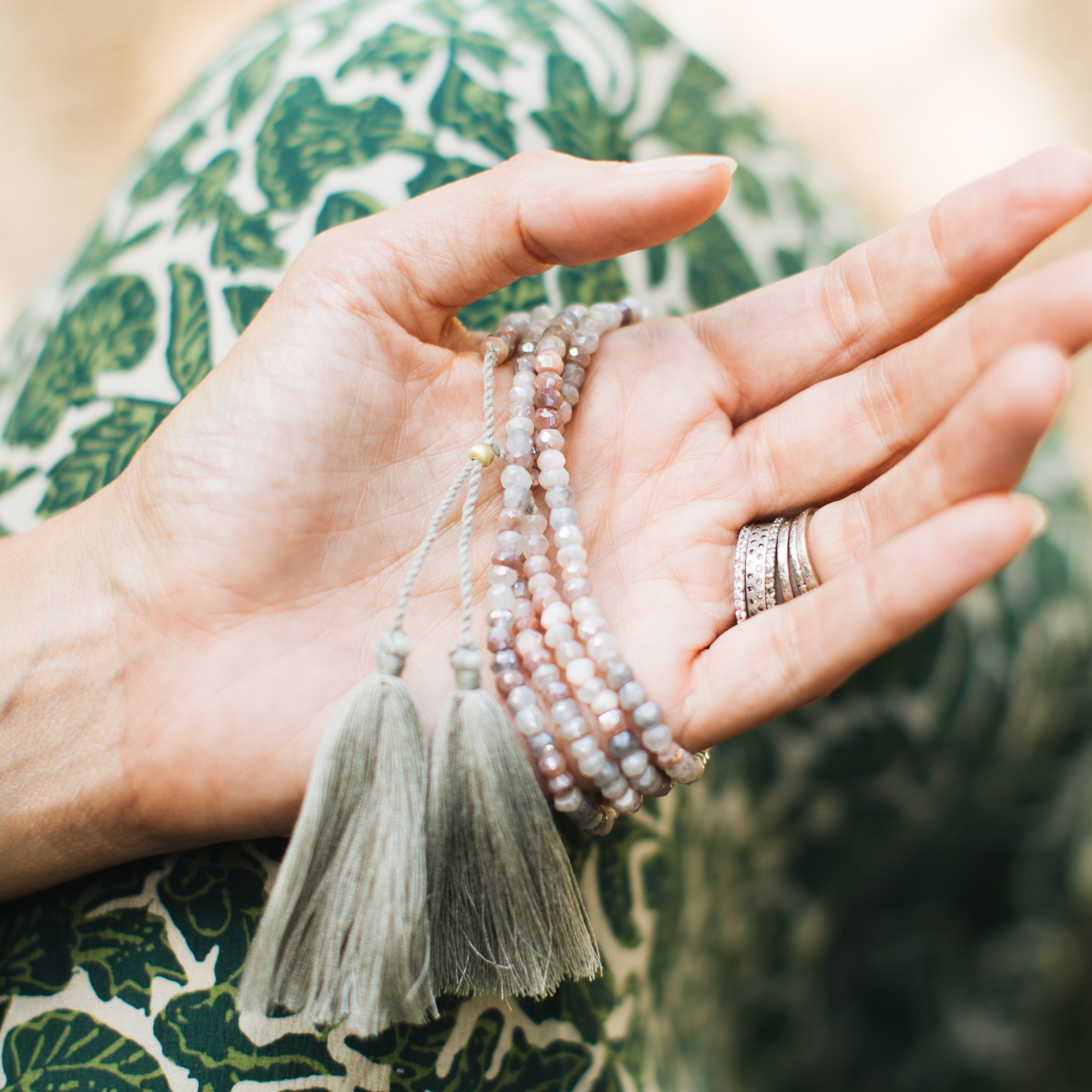 RobindiraUnsworth - Robindira's jewelry is handcrafted in Petaluma, CA. We adore Robindira's use of natural materials and beautiful color combinations. Her creations are the perfect everyday piece and always delight when given as a gift.