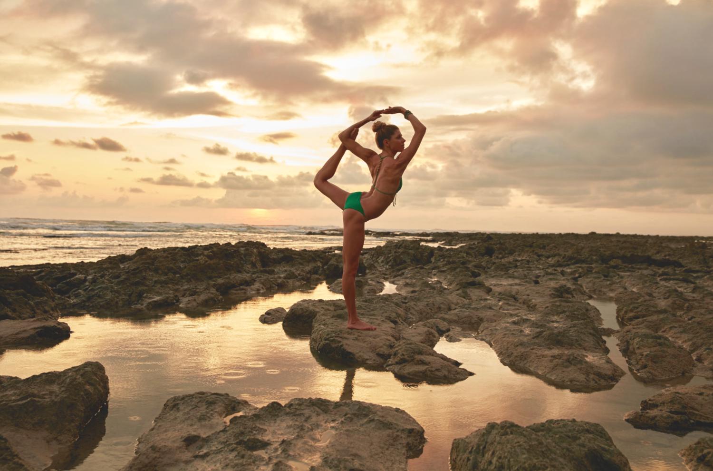 Andrea Bogart, Self-care events, Chateau Sonoma Self Care, Yoga Events
