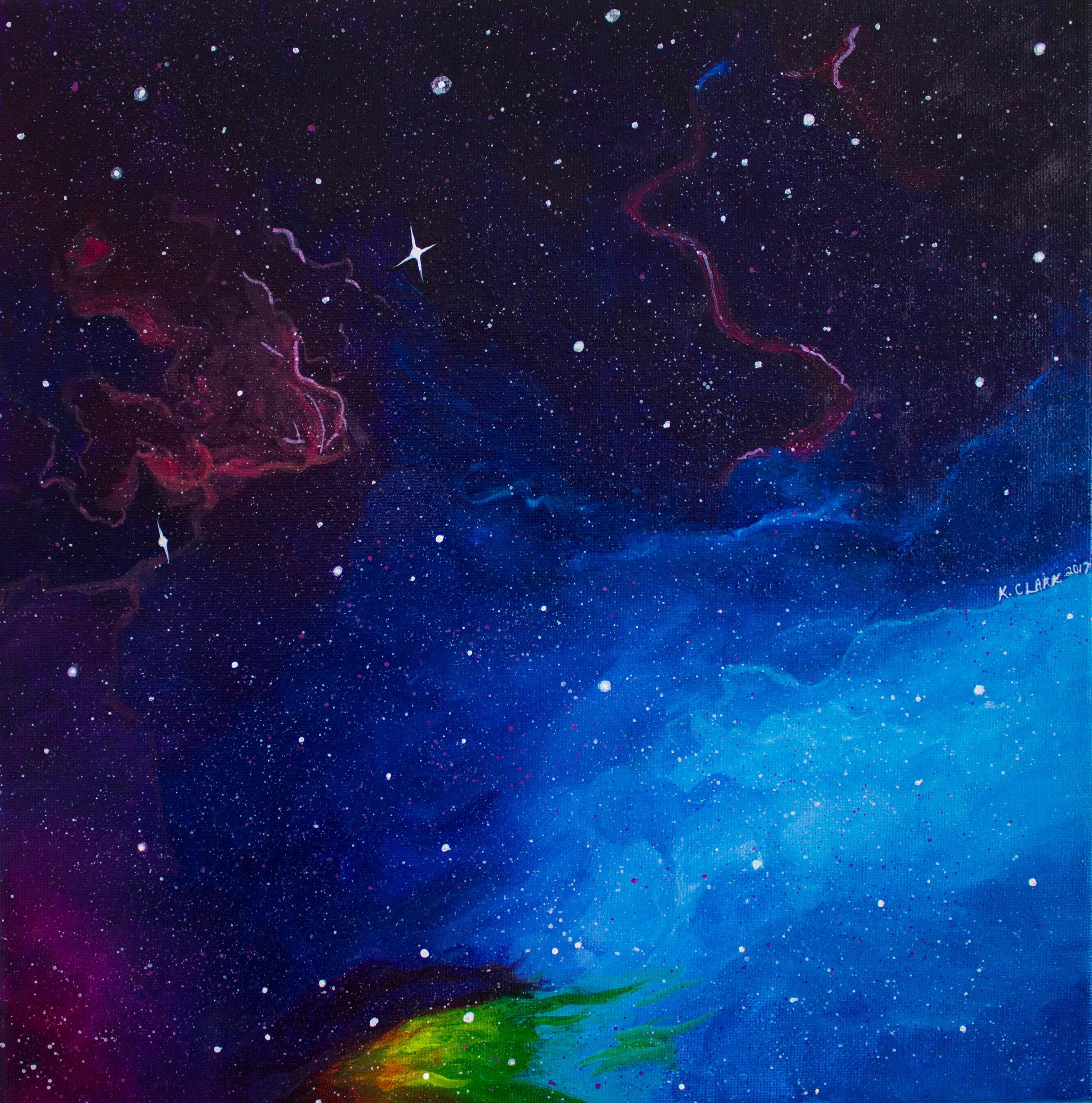 12 x 12 acrylic on canvas