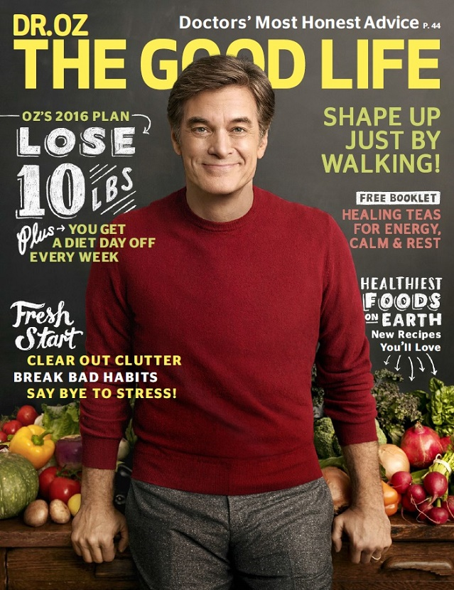 Dr Oz The Good Life