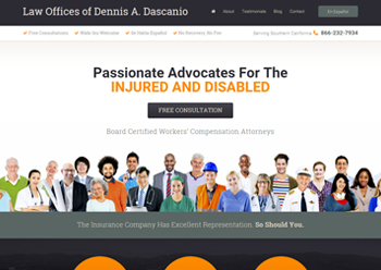 Law Offices Of Dennis A Dascanio