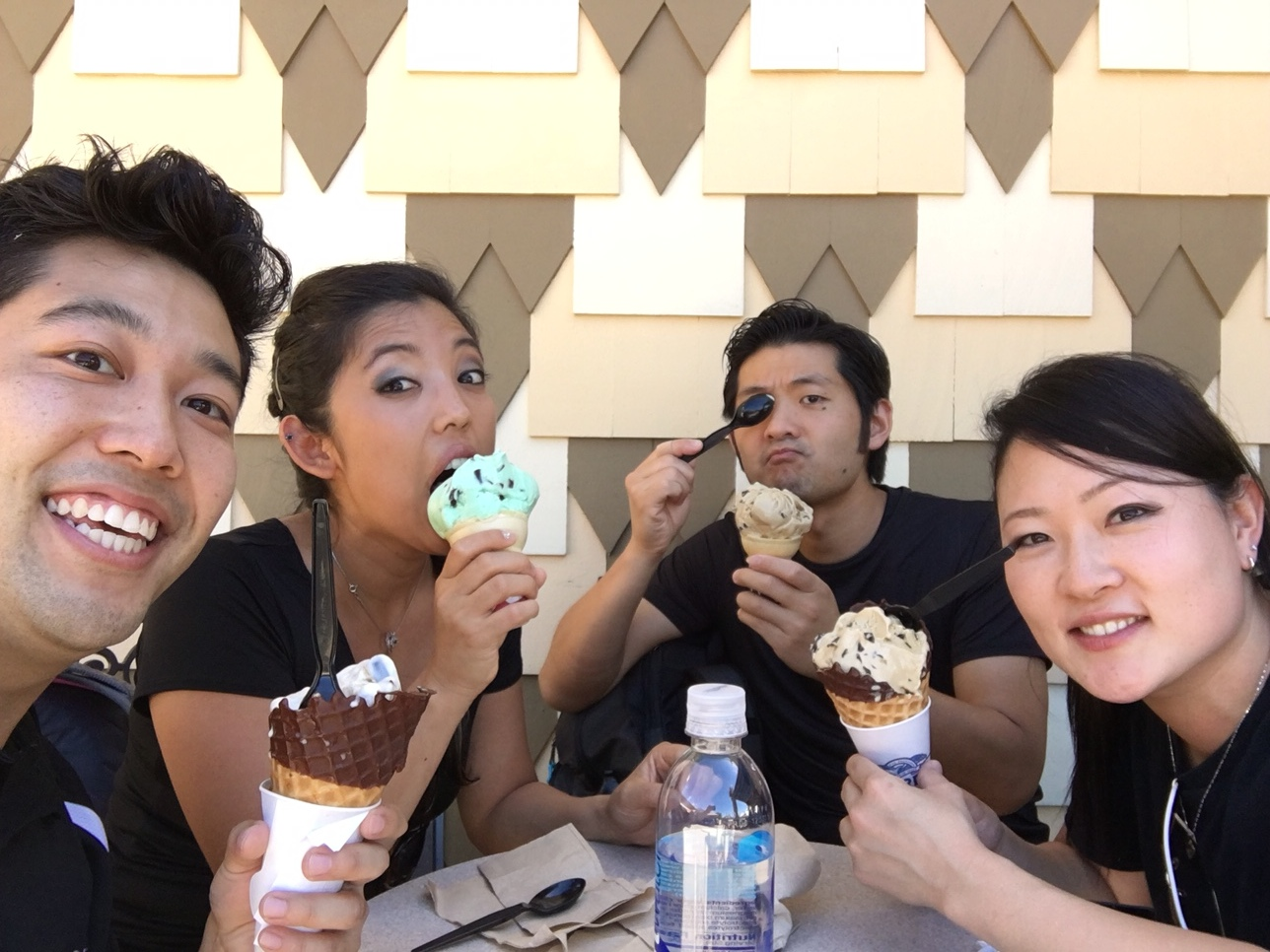 Cool down with Ice Cream!