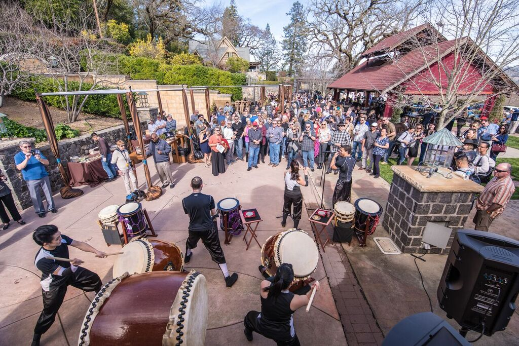 Flora Springs Winery - Trilogy 2016 Reception