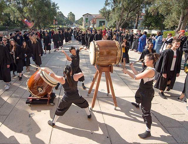 Occidental College Convocation Ceremonies - 2017
