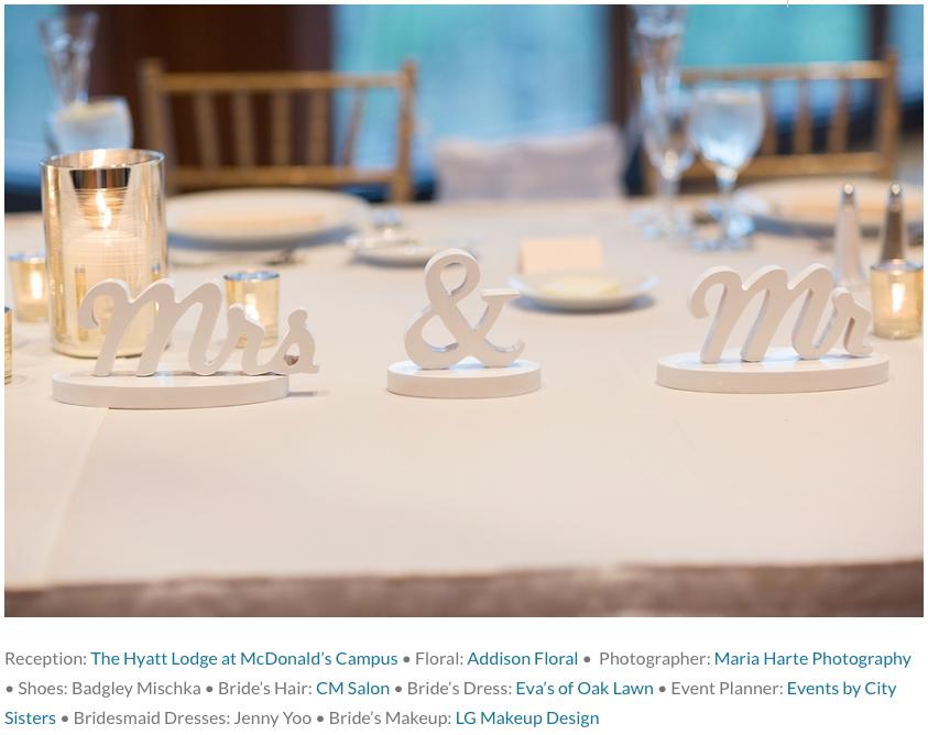 + WeddingGuideChicago.com