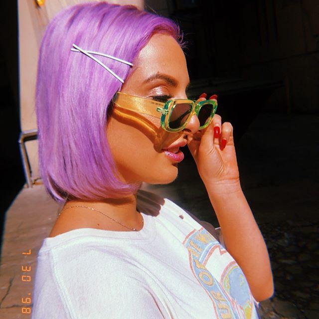 ⱠØⱠⱠ₳ 🦄 𝓻𝓮𝓪𝓭𝔂 . . . MAKEUP | #LGMakeupTans HAIR | Color/Cut/Style @rmcmsalon @hairbycm @rosemarymonicahair @delaracolors