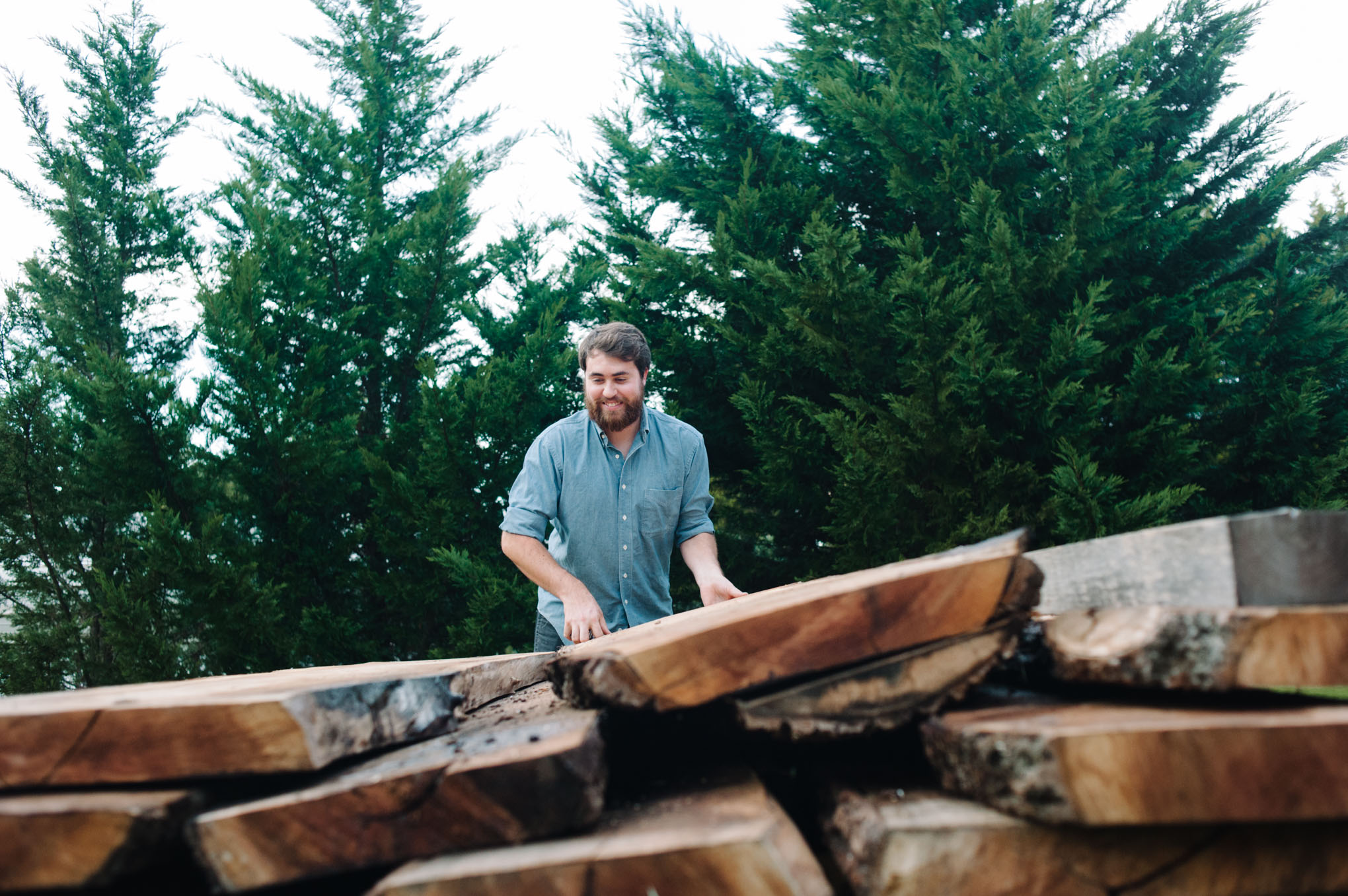 Maker Story: Aaron Gibbons Woodworking, King, NC