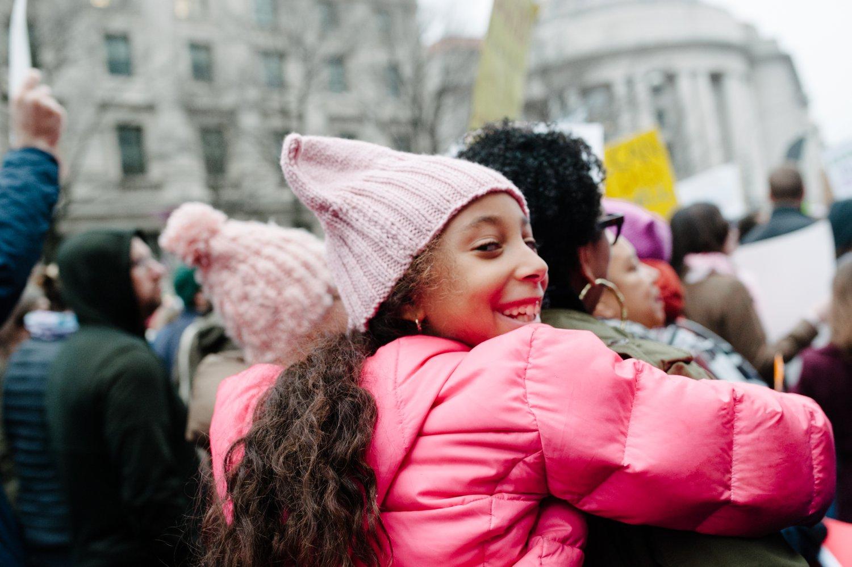 Children Resist: Women's March on Washington