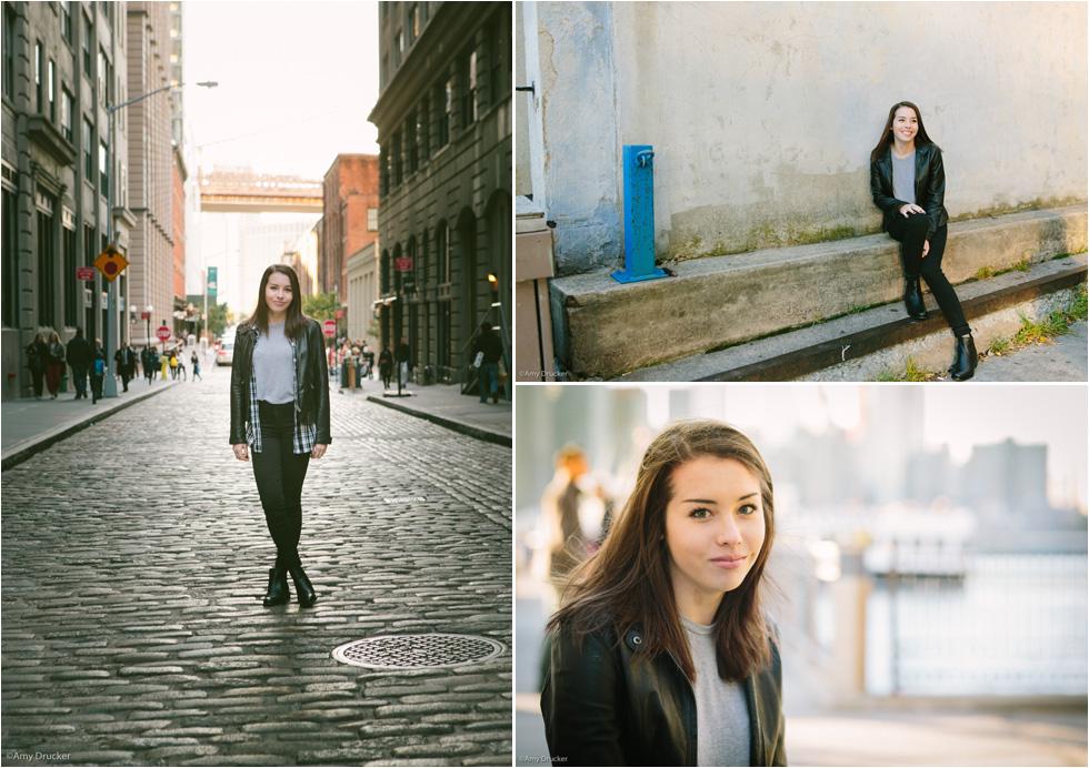 Amy Drucker Photography / New York City / Brooklyn / Senior Photography