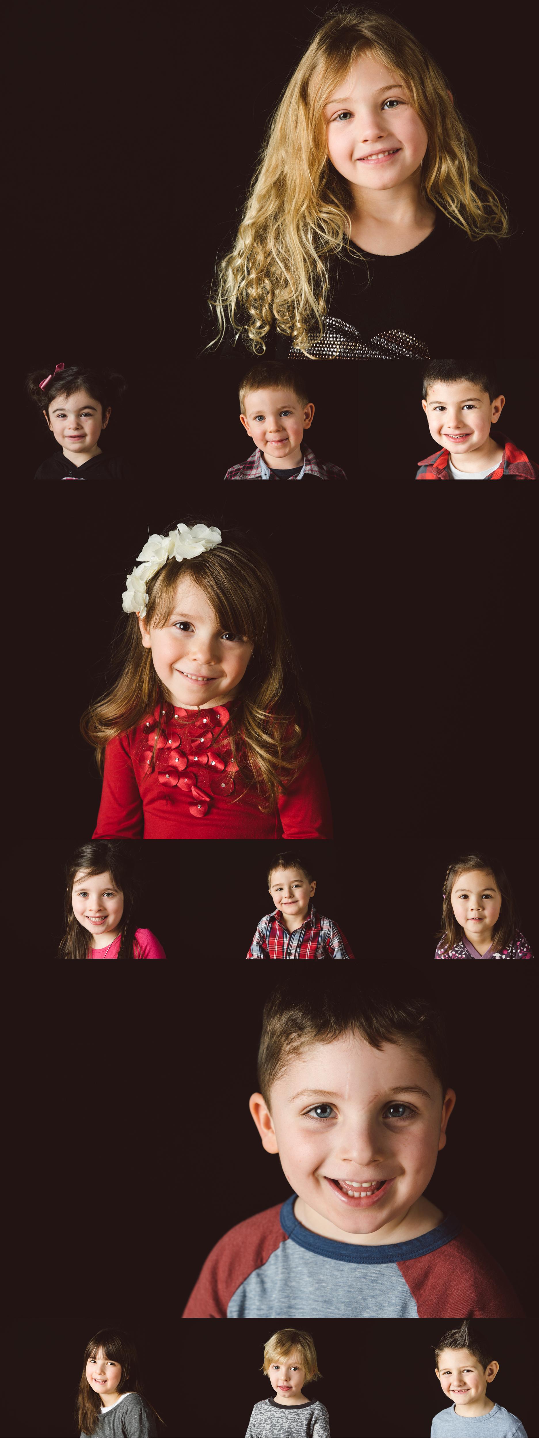 Amy Drucker Portraits of School Children