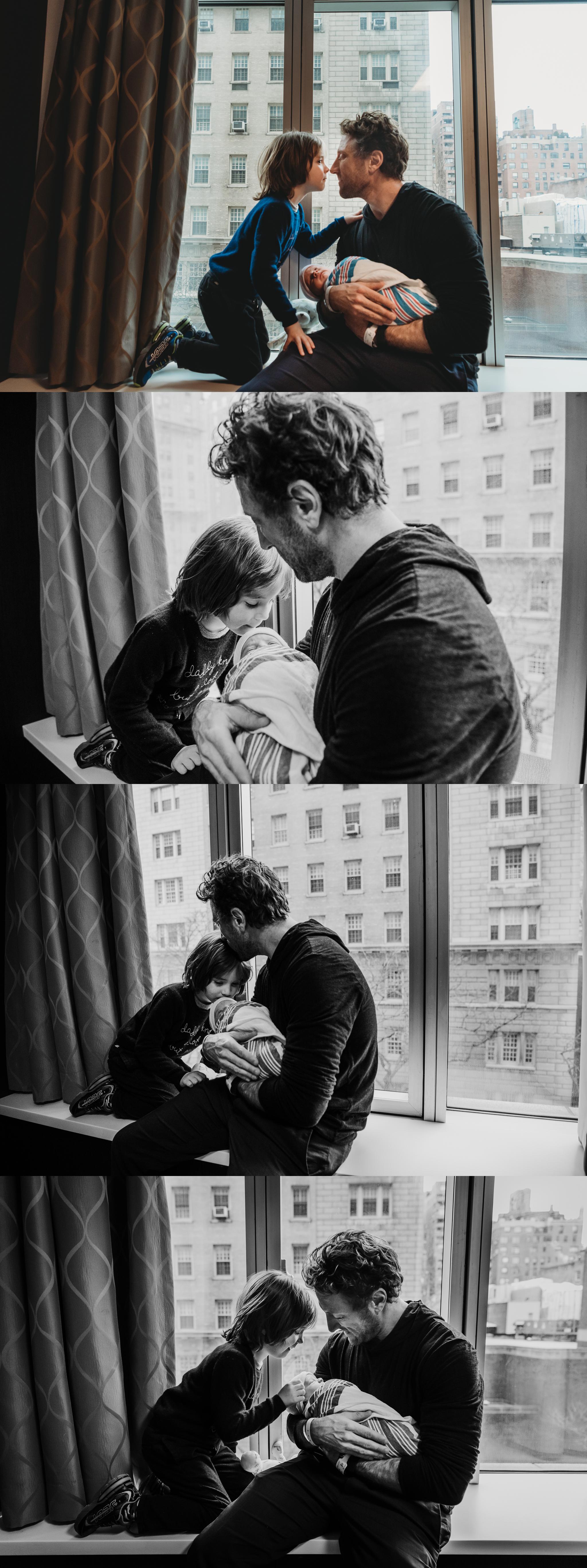 Just Born, Hospital Newborn Photo Session NYC 006
