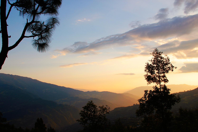 Nepal.EastNepal.Chainpur.Sunset.jpg