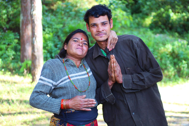 Nepal.EastNepal.Chainpur.MotherSon.jpg
