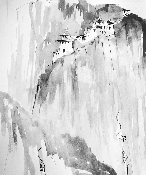"""Tigers Nest"" | Paro Taktsang"