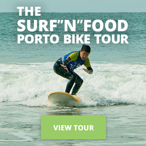 "Surf ""n"" Porto Bike Tour"