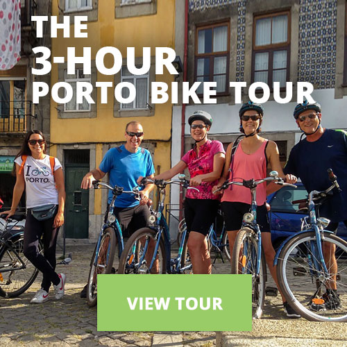 3-Hour Porto Bike Tour