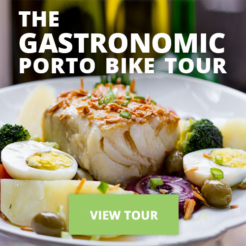 The Gastronomic Porto Bike tour