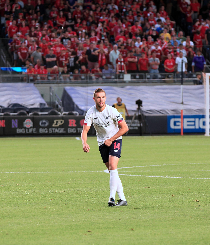 Our Leader, Jordan Henderson.
