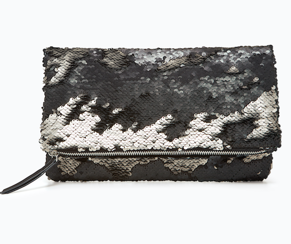 Margeux Clutch - Another day, another chance to sparkle! Every outfit is better with a touch of glam and this sparkly clutch is the easiest way to upgrade your look. Stash it in your tote along with a statement earring and you'll be ready to go from desk to drinks.