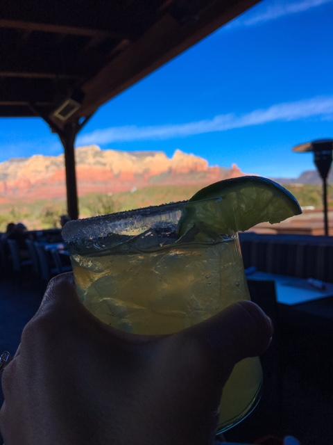 Cocktails at Mariposa