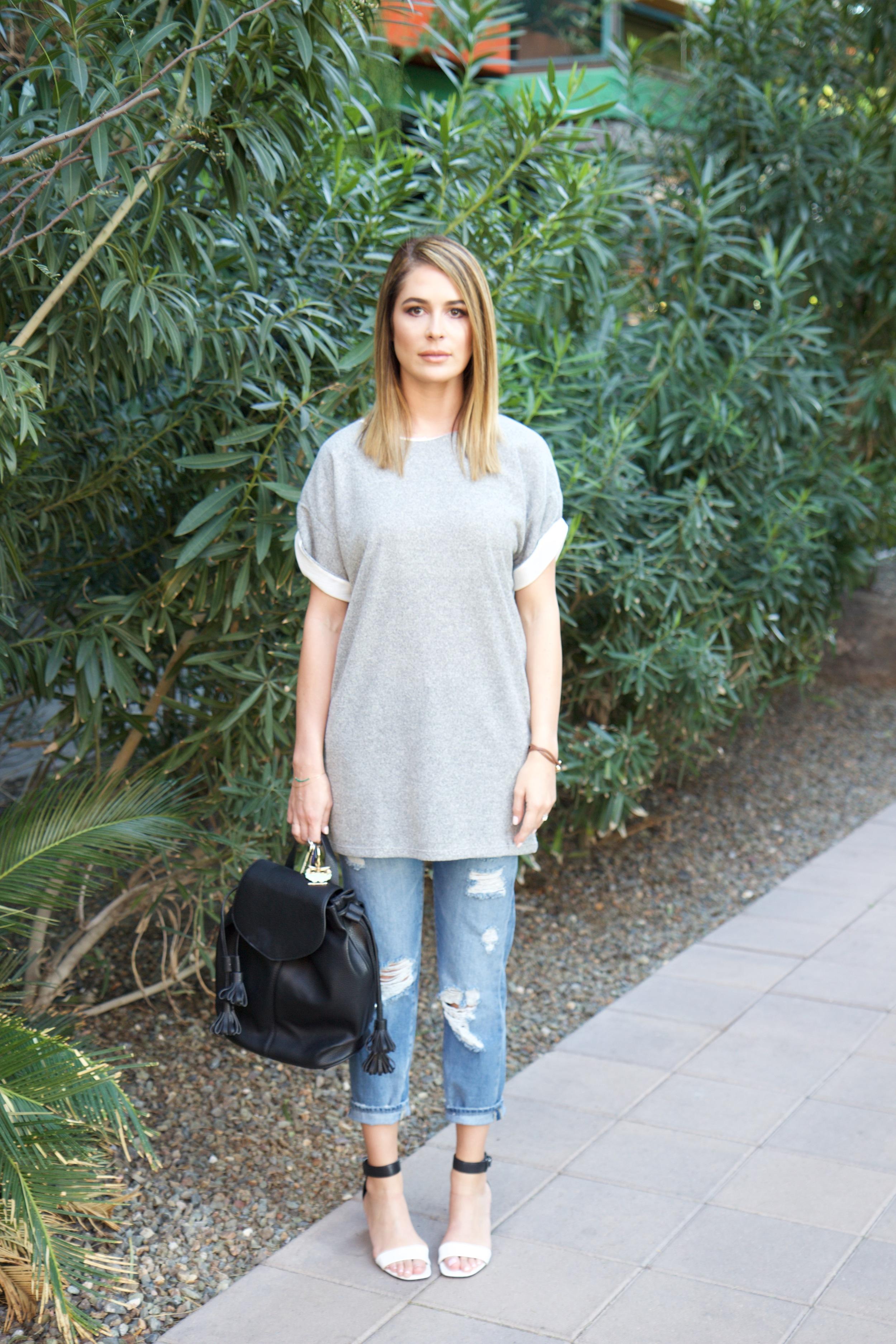 Zara Bucket Backpack $26  ||  10 Crosby Derek Lam Heels *SALE* $138