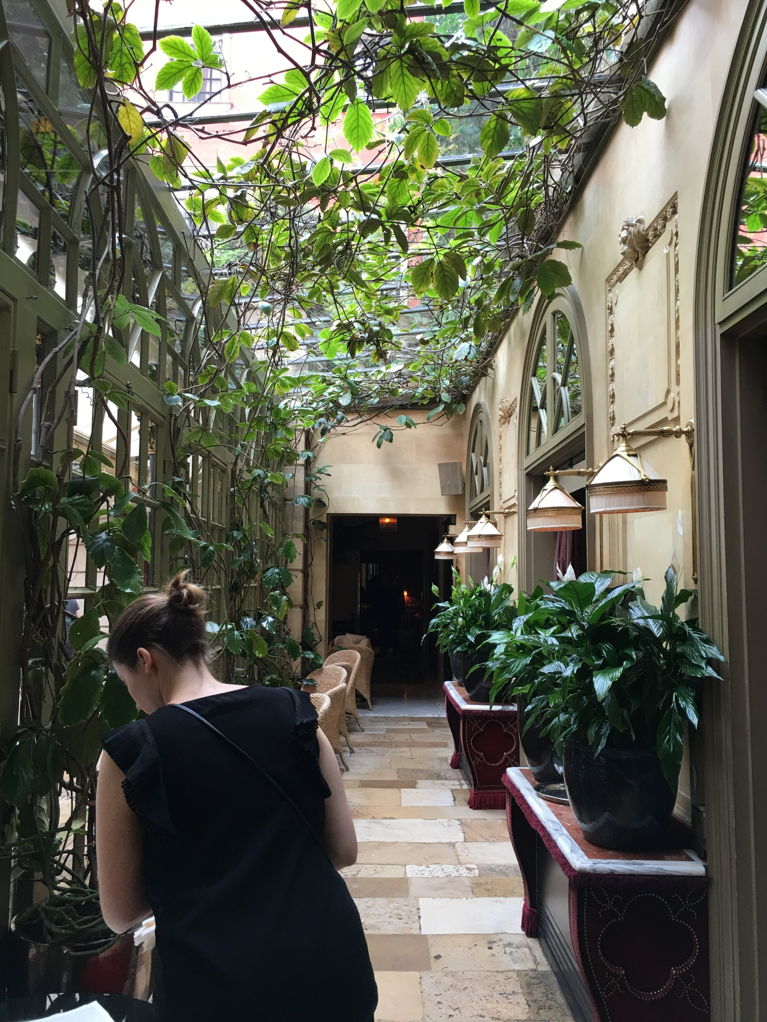 Beautiful hotel Costes