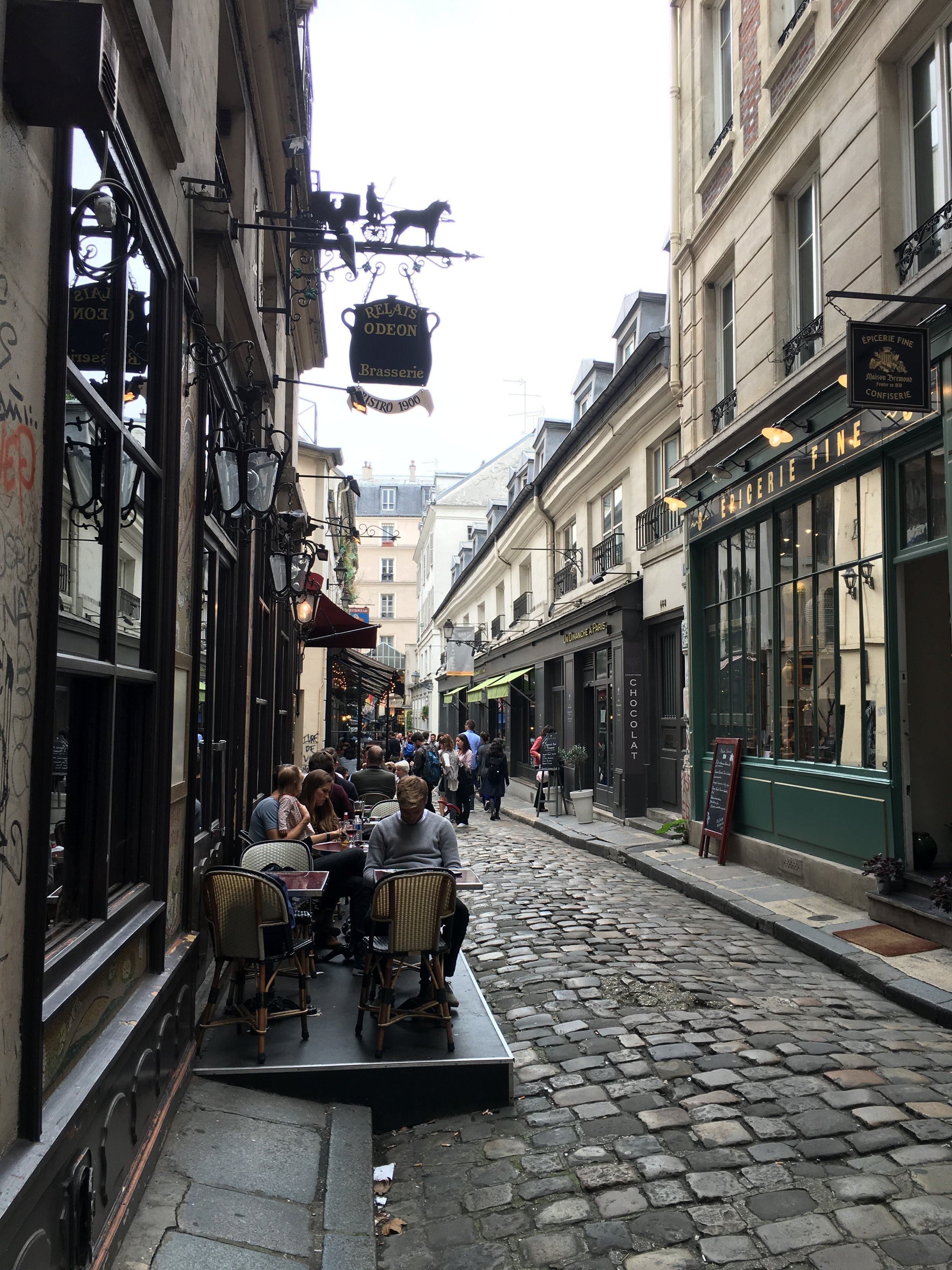 The best little alley way