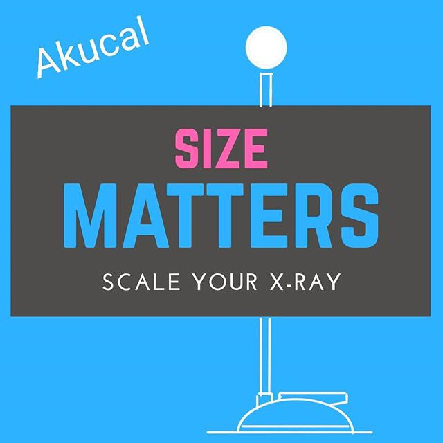Does size matter when it comes to magnification of an x-ray? How important is it to know the true size of the anatomy? We asked 1000's of ortho surgeons that same question over the past decade and here's what all of them said. YES.  #xraygraffiti #haveanicexray #orthopedicsurgery #surgeon #surgeonlife #orthopedic #orthopeadic #magnification #magfactor #veterinarysurgery #orhopedicsoftware #xray #xrayscaling #j2marker #akucal #j2medical #magmarker #3dprint #hipreplacement #jointreplacement #medical #orthoclinic #radiography #xraymagnification #doctor #radtech #radiology #radiologylife #jarridhenderson